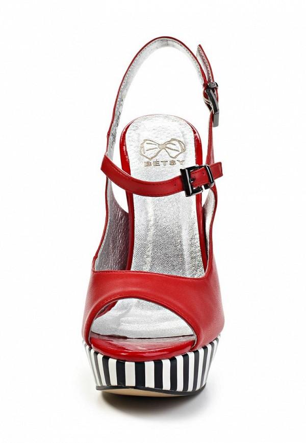 Босоножки на каблуке Betsy (Бетси) 319060/08#4: изображение 14