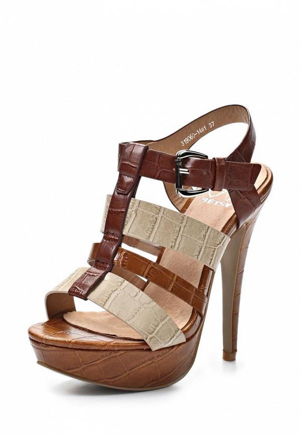 Босоножки на каблуке Betsy (Бетси) 319060/14#1: изображение 1