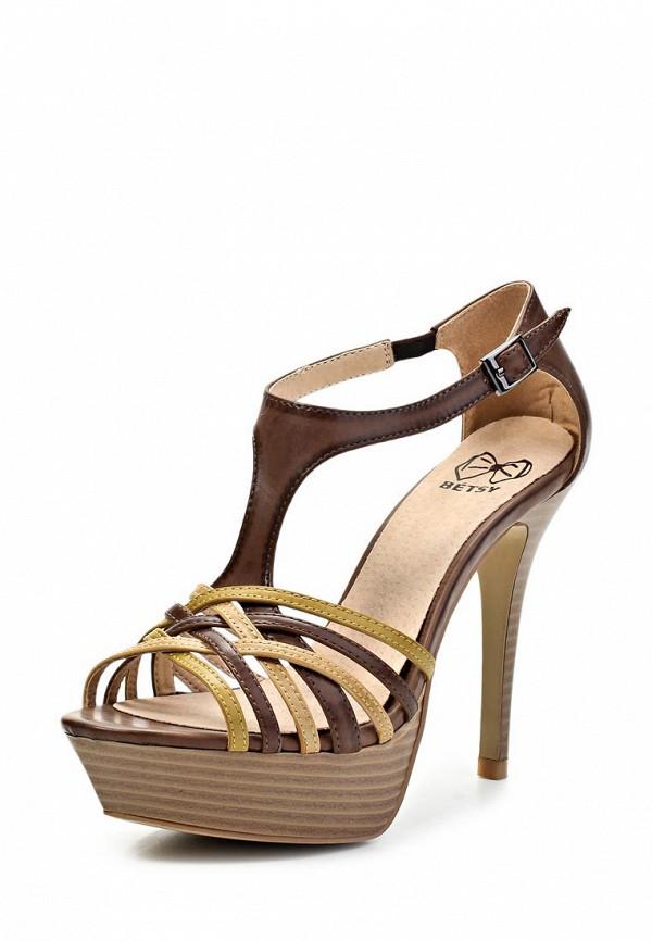 Босоножки на каблуке Betsy (Бетси) 319099/01#1: изображение 1