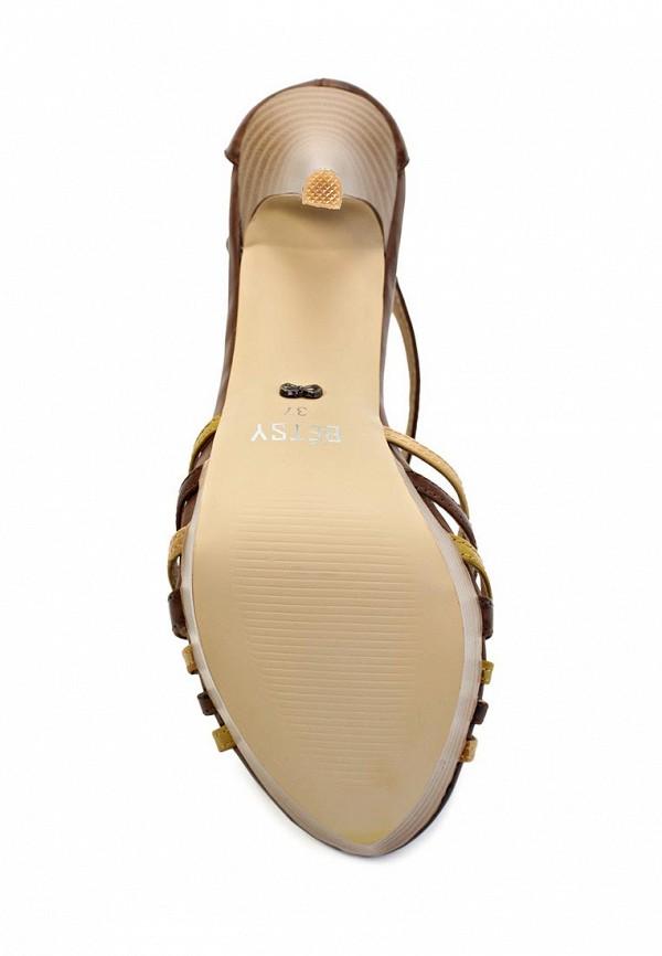 Босоножки на каблуке Betsy (Бетси) 319099/01#1: изображение 3