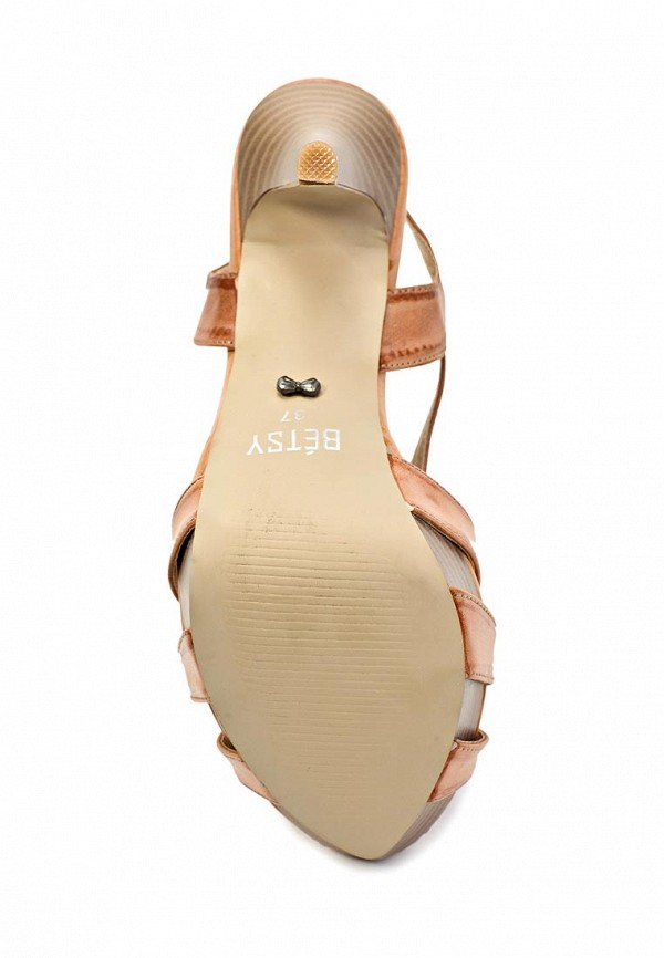 Босоножки на каблуке Betsy (Бетси) 319099/02#4: изображение 3