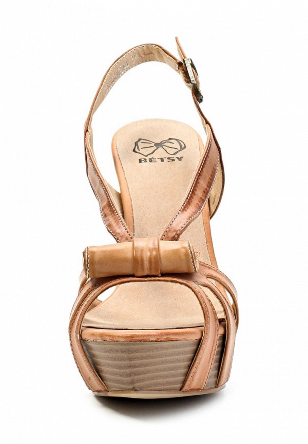 Босоножки на каблуке Betsy (Бетси) 319099/02#4: изображение 4