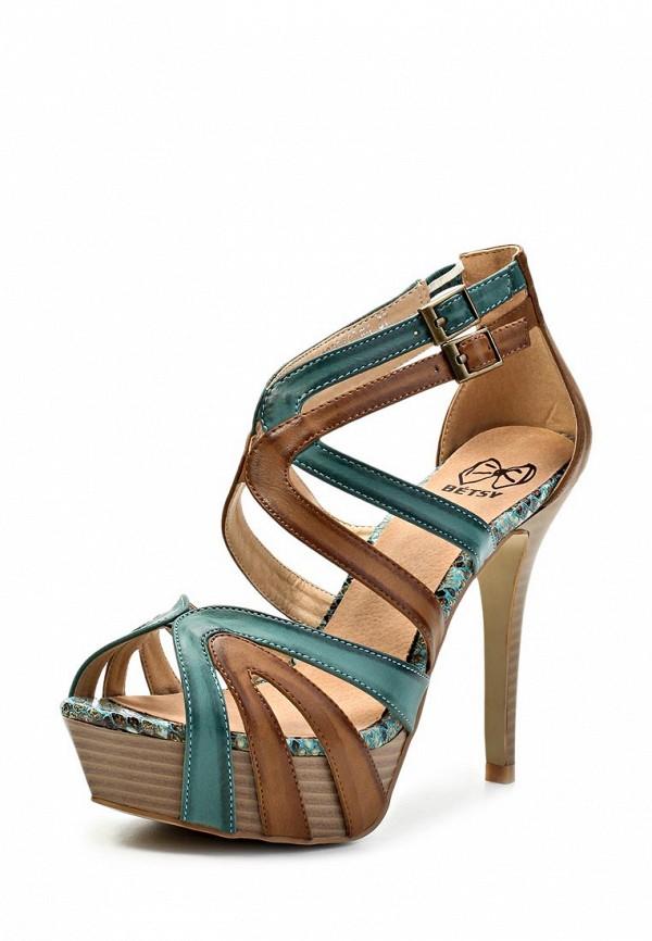 Босоножки на каблуке Betsy (Бетси) 319099/03#4: изображение 1