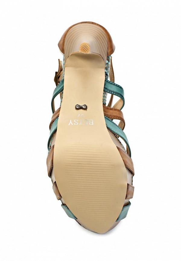 Босоножки на каблуке Betsy (Бетси) 319099/03#4: изображение 2