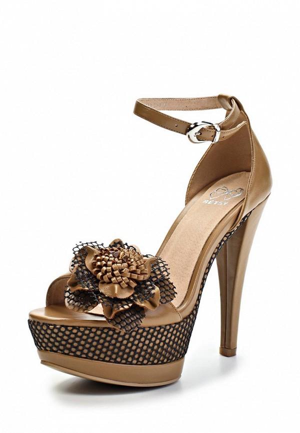 Босоножки на каблуке Betsy (Бетси) 319101/05#1: изображение 1