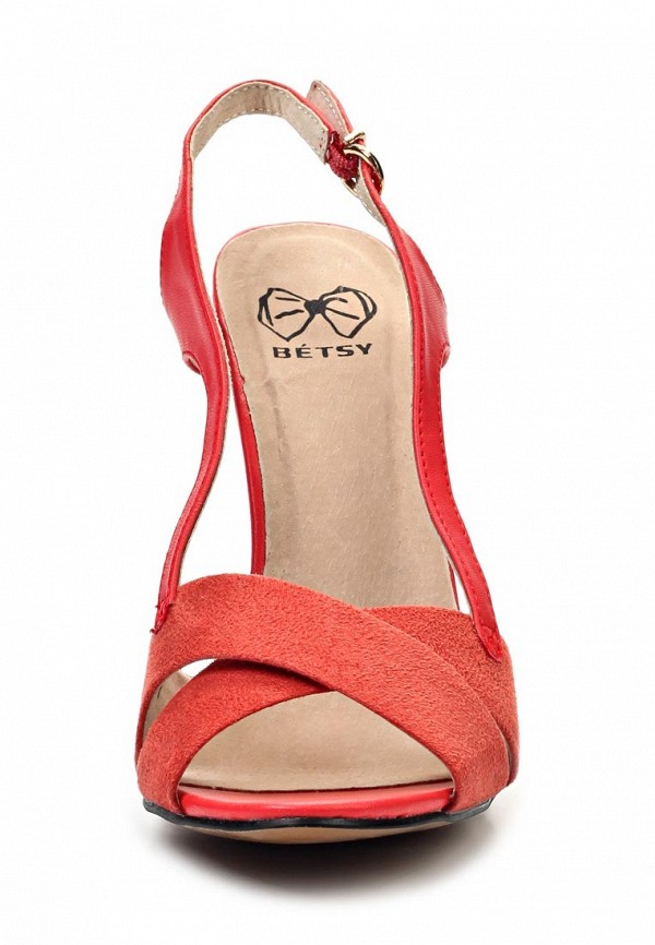 Босоножки на каблуке Betsy (Бетси) 319123/02#3: изображение 3