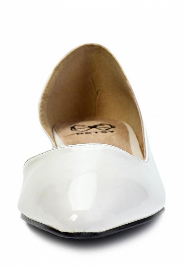 Туфли на плоской подошве Betsy (Бетси) 319288/01#4: изображение 4