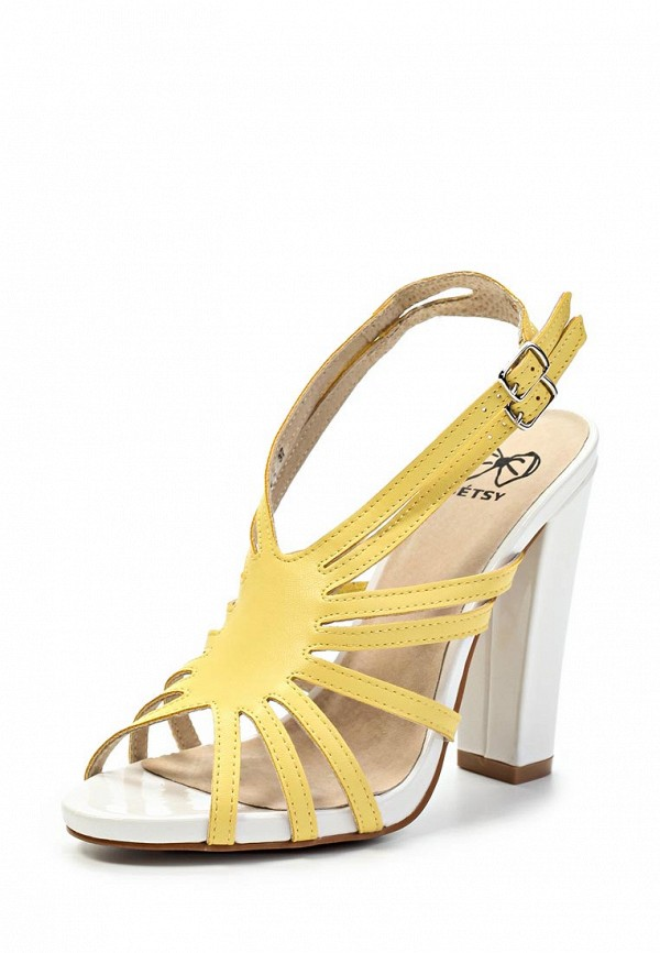 Босоножки на каблуке Betsy (Бетси) 319016/04#1: изображение 2