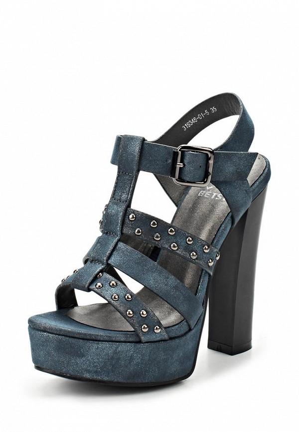 Босоножки на каблуке Betsy (Бетси) 319348/01#5: изображение 2