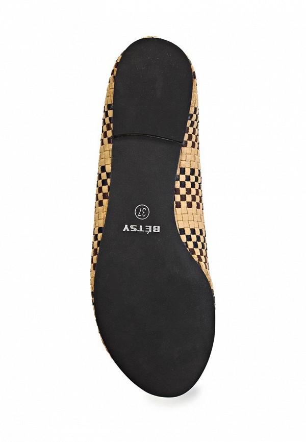 Туфли на плоской подошве Betsy (Бетси) 319355/01#3: изображение 3