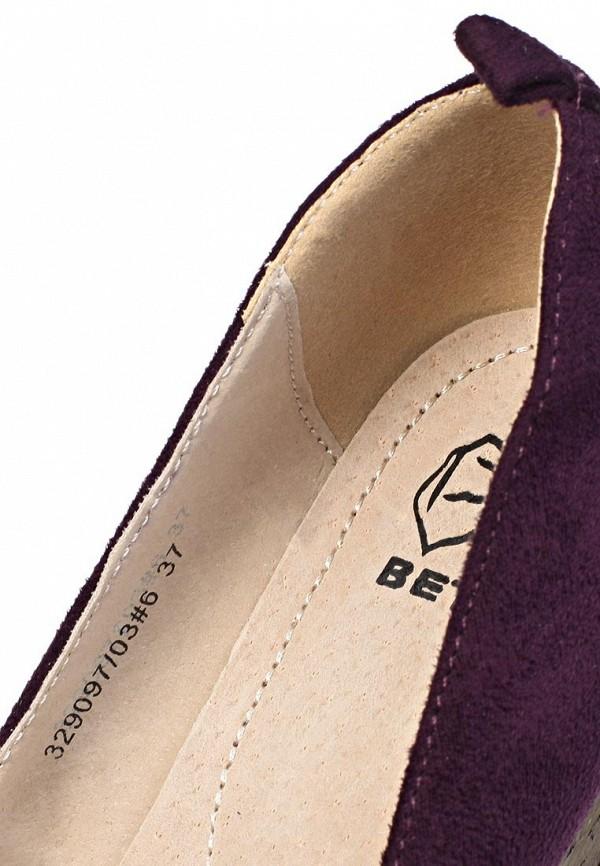 Туфли на танкетке Betsy (Бетси) 329097/03#6: изображение 7