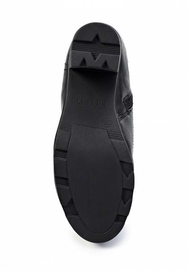 фото Ботильоны на толстом каблуке Betsy BE006AWJK031, черные