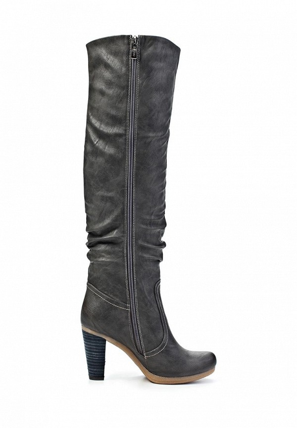 Сапоги на каблуке Betsy (Бетси) 329185/04#4: изображение 5