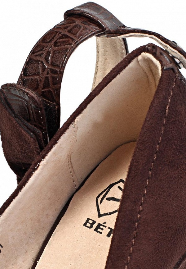 Туфли на танкетке Betsy (Бетси) 329006/02#3: изображение 7