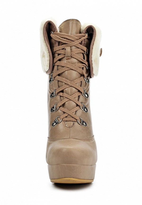 Ботильоны на каблуке Betsy (Бетси) 329053/06#3: изображение 4