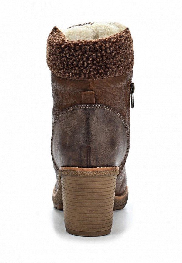Ботильоны на каблуке Betsy (Бетси) 329075/03#2: изображение 4