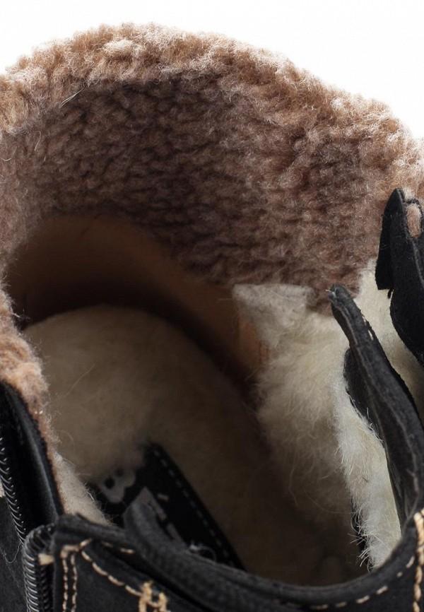 фото Ботильоны на толстом каблуке Betsy BE006AWKT422, черные