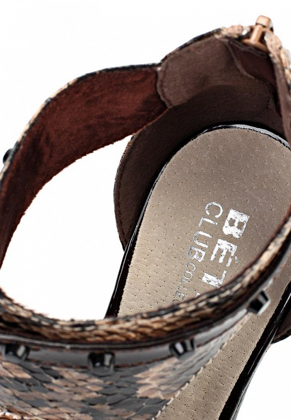 Босоножки на платформе Betsy (Бетси) 339015/04#4: изображение 7