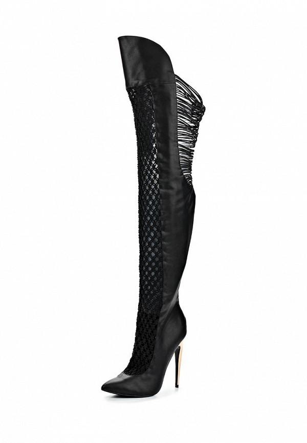 Сапоги на каблуке Bebe (Бебе) B01X61010000: изображение 2
