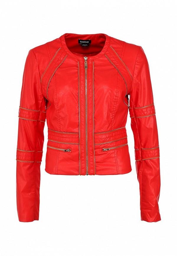Кожаная куртка Bebe (Бебе) 108FJ101R403: изображение 2