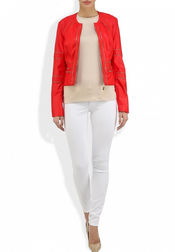 Кожаная куртка Bebe (Бебе) 108FJ101R403: изображение 7
