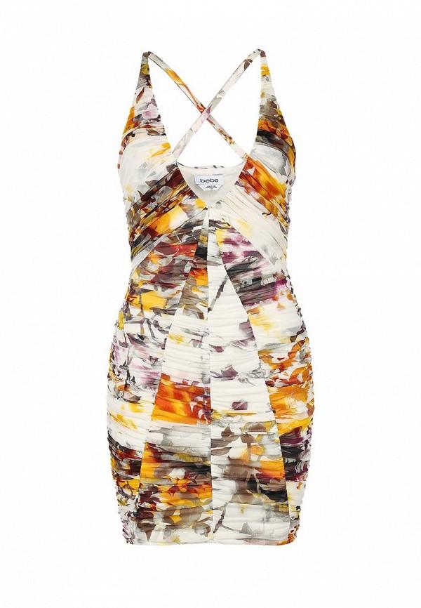 Платье-мини Bebe (Бебе) 70DR1102R535: изображение 2