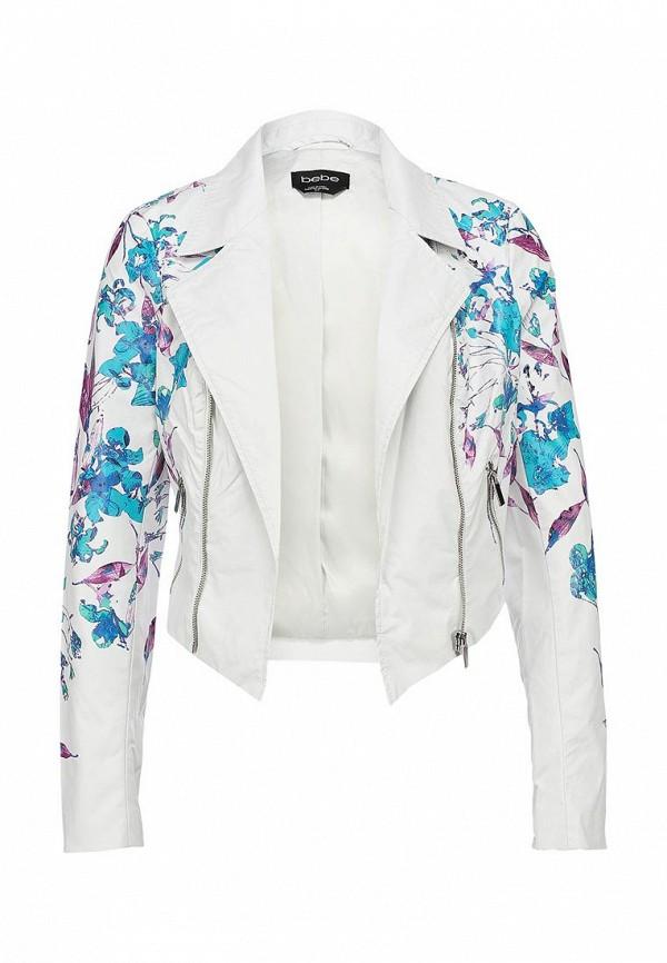 Кожаная куртка Bebe (Бебе) 108H6101R920: изображение 2