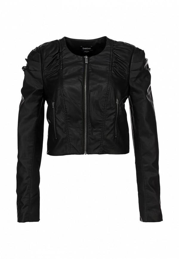 Кожаная куртка Bebe (Бебе) 108H7101R071: изображение 2
