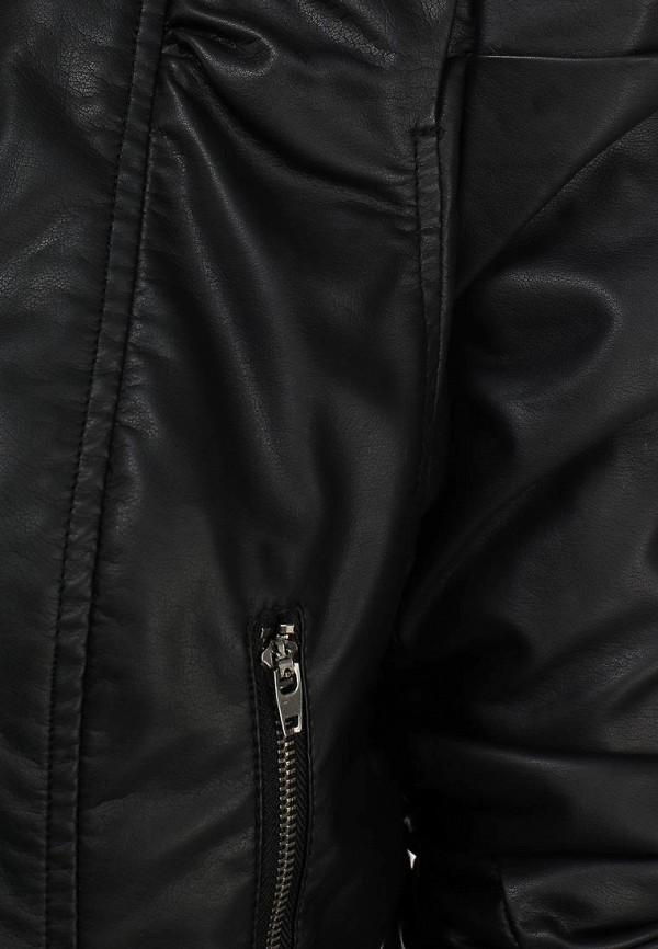 Кожаная куртка Bebe (Бебе) 108H7101R071: изображение 5
