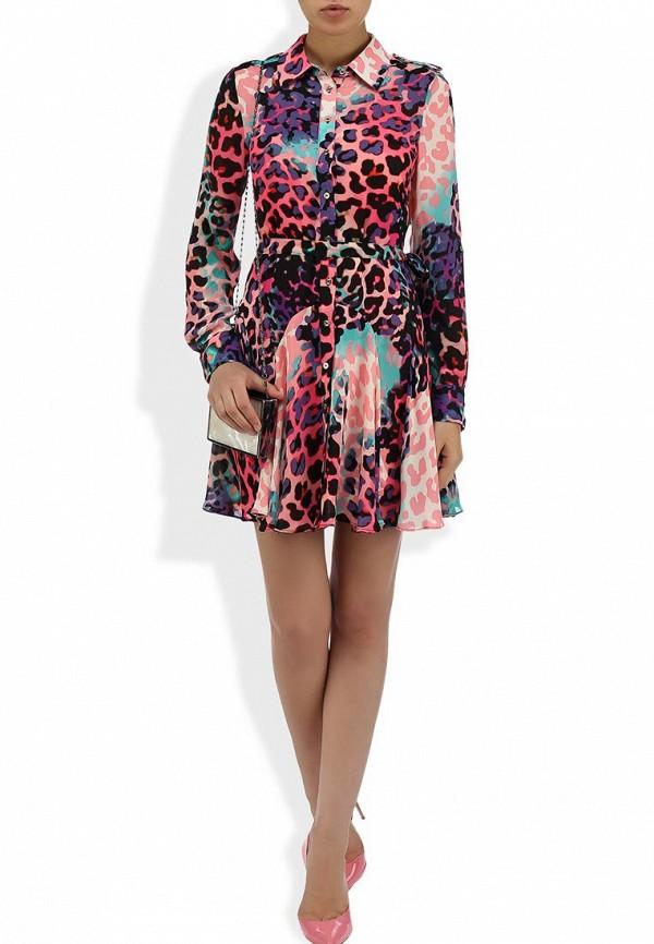 Платье-миди Bebe (Бебе) 70CGB102M638: изображение 7