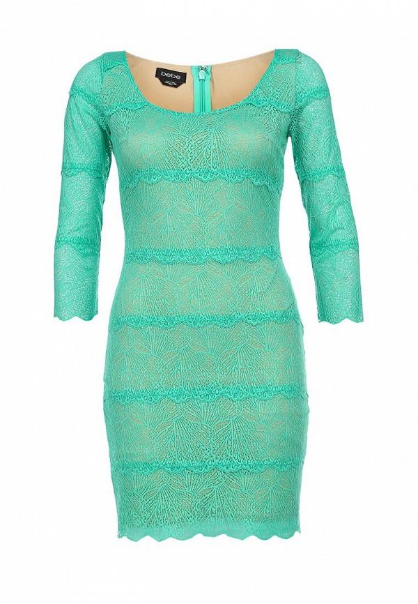 Платье-мини Bebe (Бебе) 70E5A101R687: изображение 1