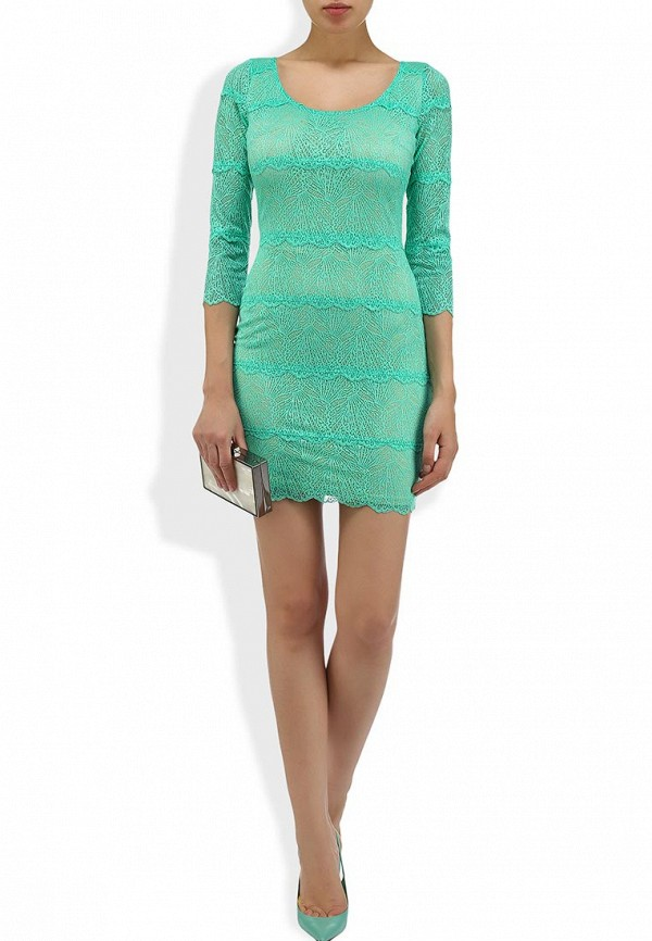 Платье-мини Bebe (Бебе) 70E5A101R687: изображение 4
