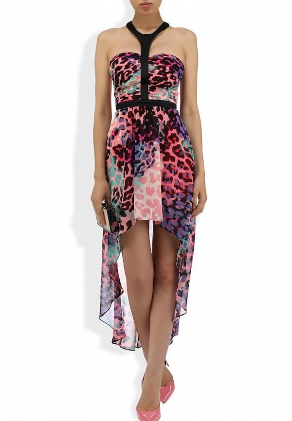 Платье-макси Bebe (Бебе) 70EDA101N646: изображение 4