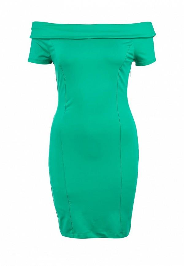 Платье-мини Bebe (Бебе) 70ENN1010000: изображение 1