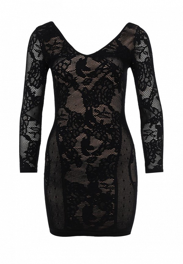 Платье-мини Bebe (Бебе) S0F6W1019600: изображение 1