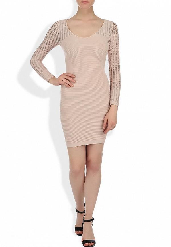 Платье-мини Bebe (Бебе) S0F7H1019600: изображение 4