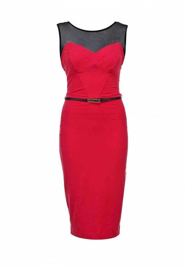 Платье-миди Bebe (Бебе) 70B5S103M472: изображение 2