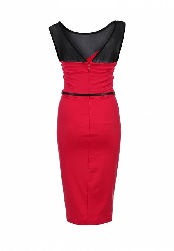 Платье-миди Bebe (Бебе) 70B5S103M472: изображение 3