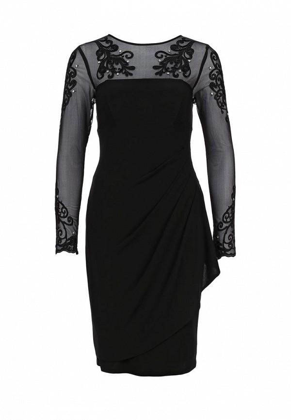 Платье-миди Bebe (Бебе) 70E7D1010000: изображение 2