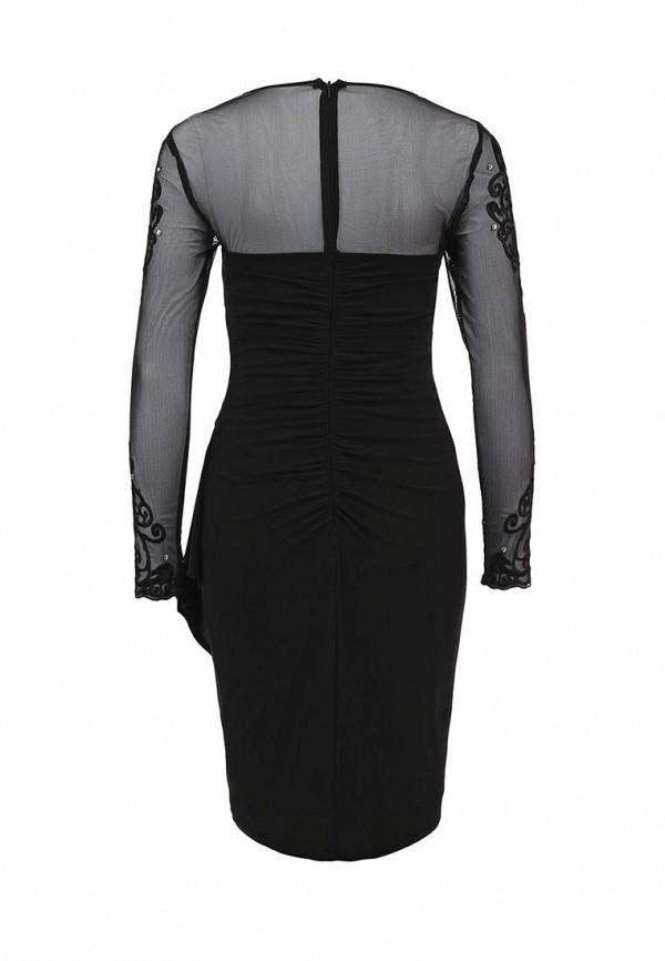 Платье-миди Bebe (Бебе) 70E7D1010000: изображение 3