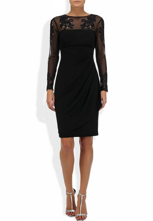 Платье-миди Bebe (Бебе) 70E7D1010000: изображение 7