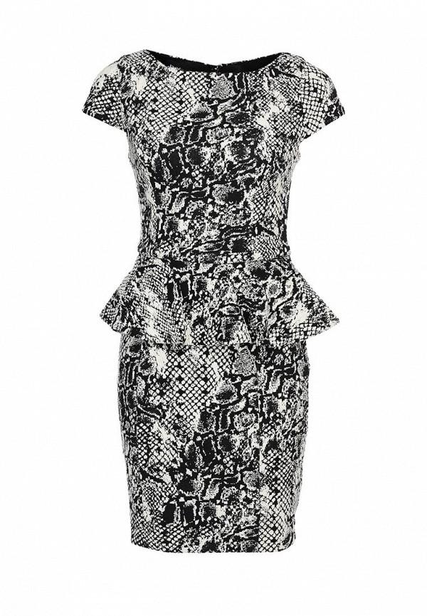 Платье-миди Bebe (Бебе) 70E981010000: изображение 1