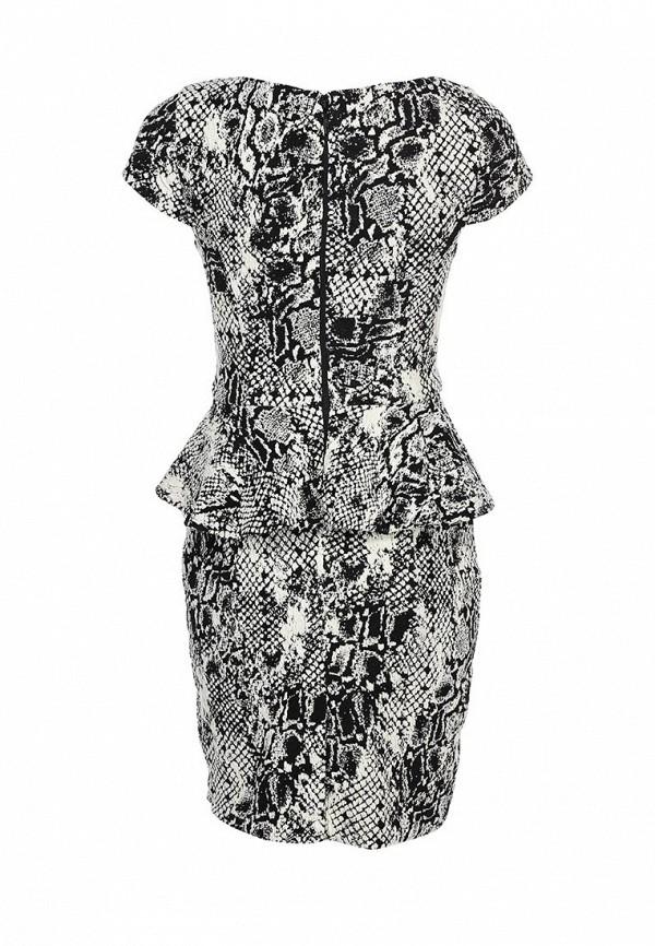 Платье-миди Bebe (Бебе) 70E981010000: изображение 2