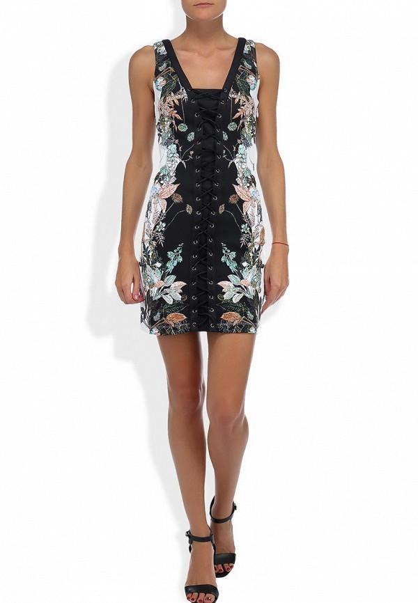 Платье-мини Bebe (Бебе) 70EAF101R209: изображение 4