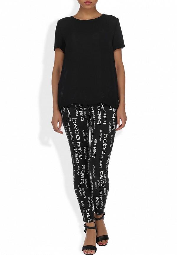 Женские зауженные брюки Bebe (Бебе) 30AUK101N966: изображение 7