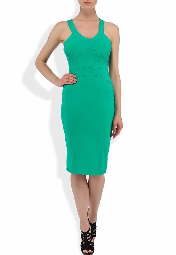 Платье-миди Bebe (Бебе) 70EK6101R928: изображение 6