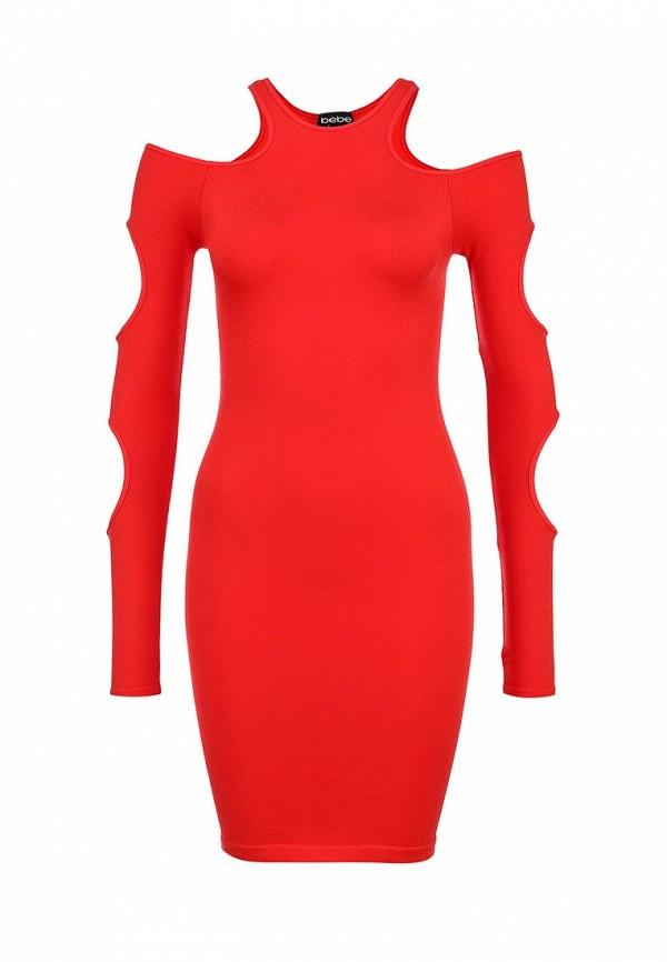 Платье-мини Bebe (Бебе) S0F6X1019600: изображение 2