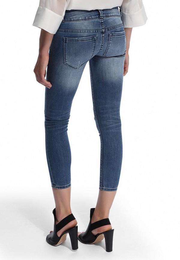 Зауженные джинсы Bebe (Бебе) 30AQ9101S345: изображение 8