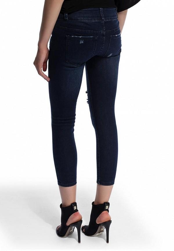 Зауженные джинсы Bebe (Бебе) 30AQ9102S345: изображение 8