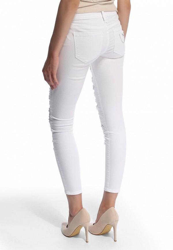 Женские зауженные брюки Bebe (Бебе) 30AW7101Q389: изображение 2